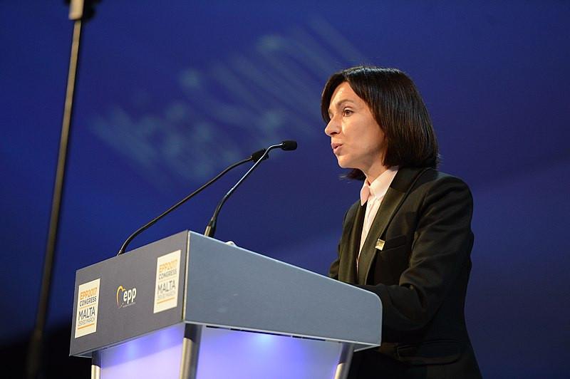 Partido pró-União Europeia vence as eleições parlamentares da Moldávia.