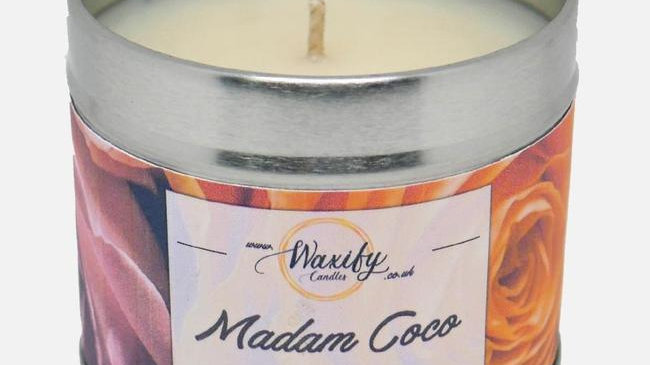 Waxify Madam Coco Candle