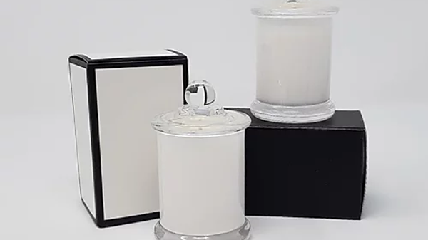 Miniature Shalom Luxury Scented Candle By Cornucopia Emporium