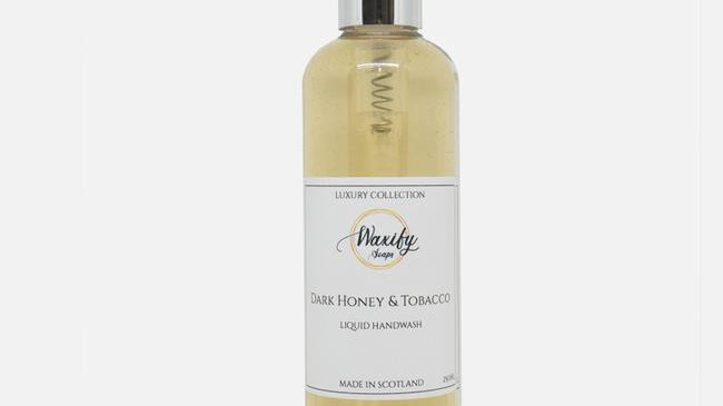 Waxify Dark Honey & Tobacco Handwash