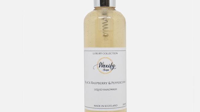 Waxify Raspberry & Peppercorn Handwash