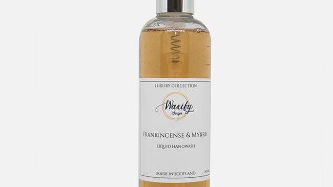 Waxify Frankincense & Myrrh Handwash