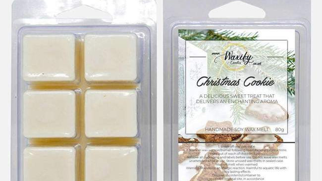 Waxify Christmas Cookie Scented Wax Melts