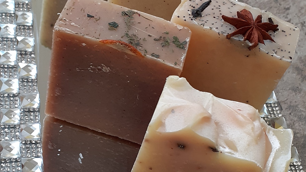 Your gorgeous handmade soap