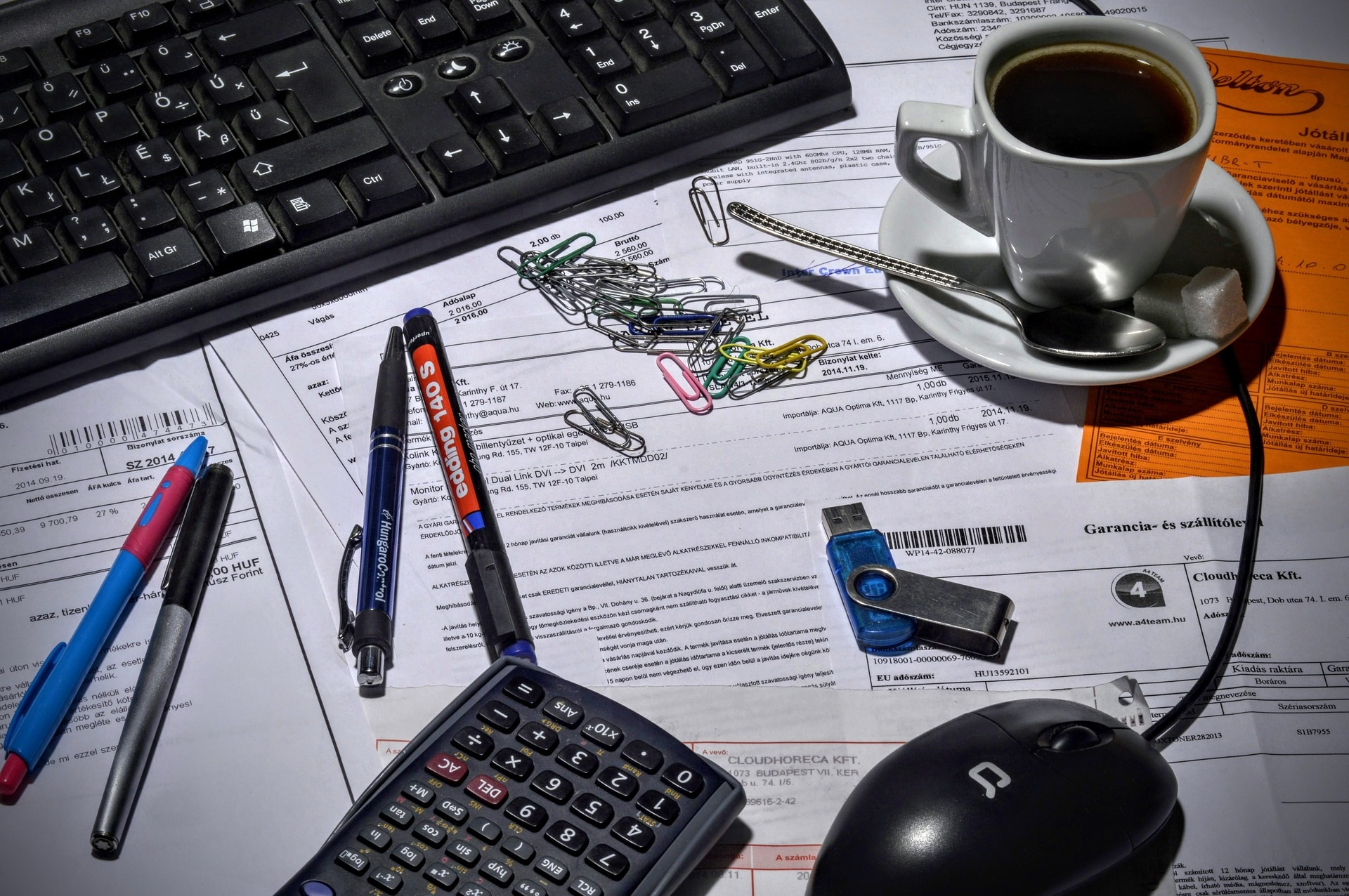 Full Charge Bookkeeping