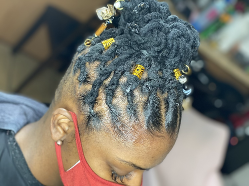 One on one loc extension course