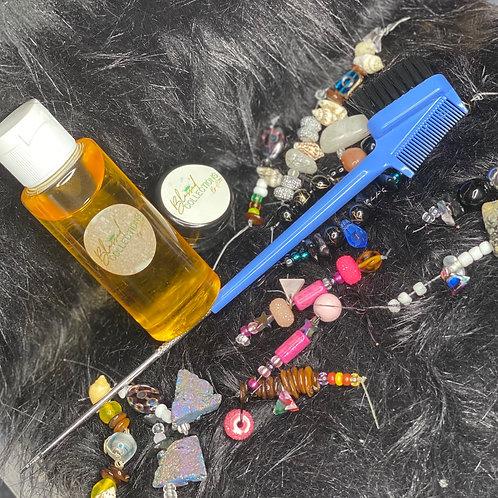 Beautifying Bless hair oil/gel kit