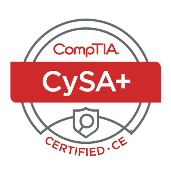 Cyber Security Analyst (CySA)