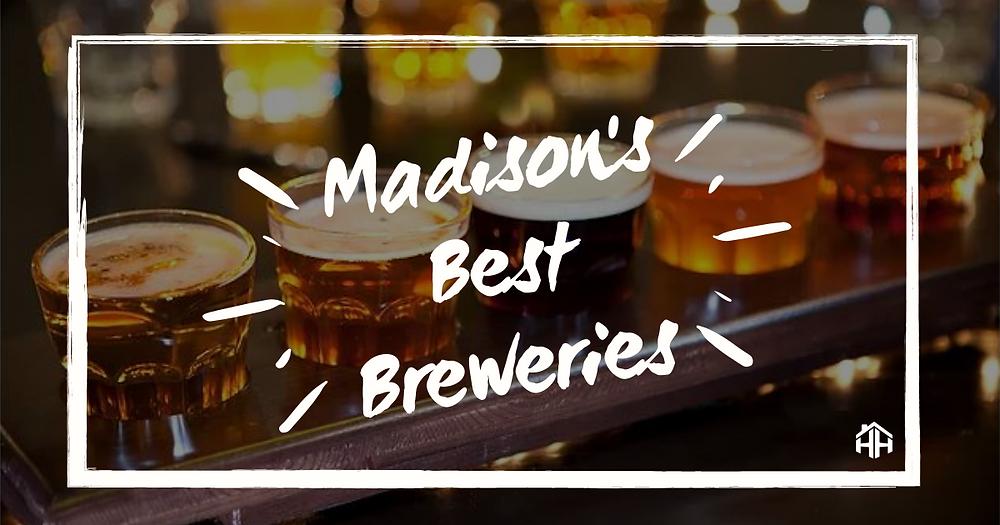 Madison's Best Breweries