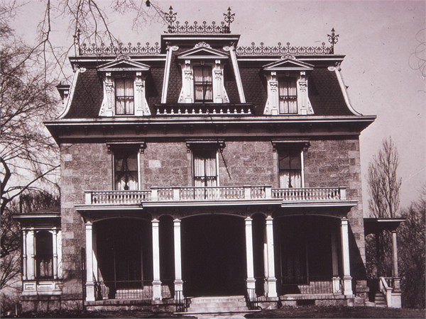 John E. Kendall Residence of Mansion Hill