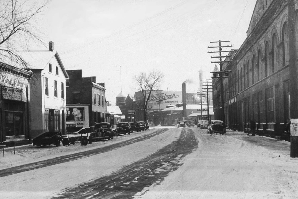 600 Block Williamson St. Circa 1938
