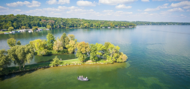 Green Lake, Wisconsin