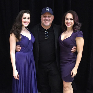 With Jekyll & Hyde composer, Frank Wildhorn and American Idol's Diana DeGarmo