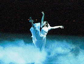 National Tour, own dream ballet
