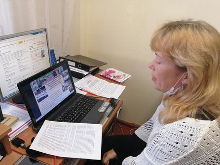 Вебинар с Синодальным комитетом по взаимодействию с казачеством