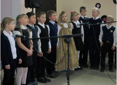 День матери в Славинске