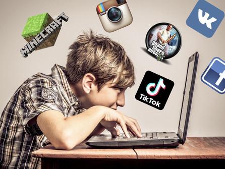Профилактика запрещенных деструктивных контентов, существующих в сети Интернет