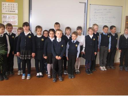 Школьный хор «Янтарики»