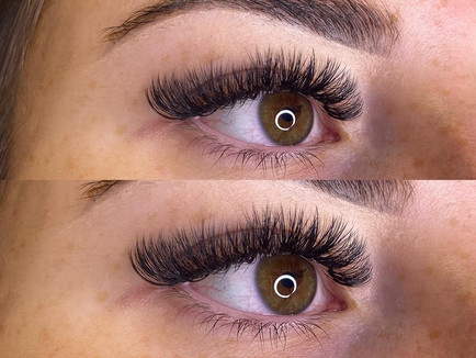 Lashes by SLM
