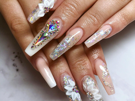 Acrylic Design Nails