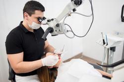 Microscopic dentistry