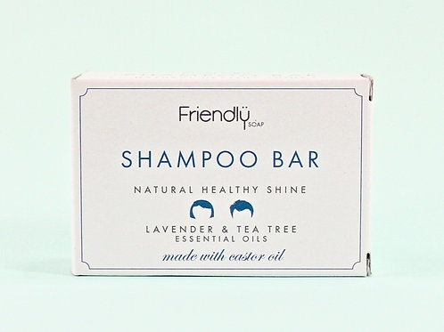SHAMPOO BAR Lavender & Tea Tree 95g