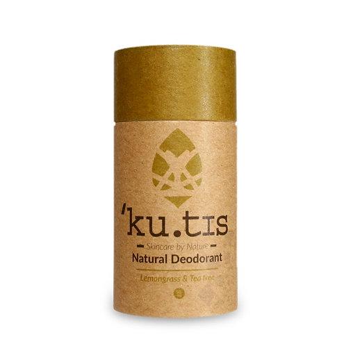KUTIS NATURAL DEODORANT Lemongrass & Tea Tree 55 g
