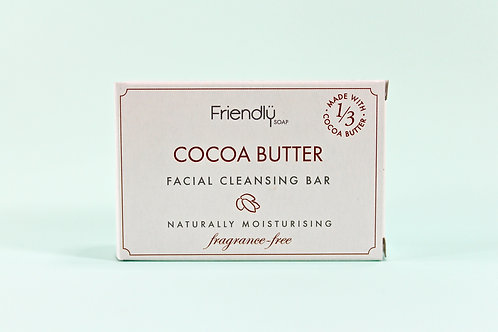 FACIAL CLEANSING BAR Cocoa Butter 95g