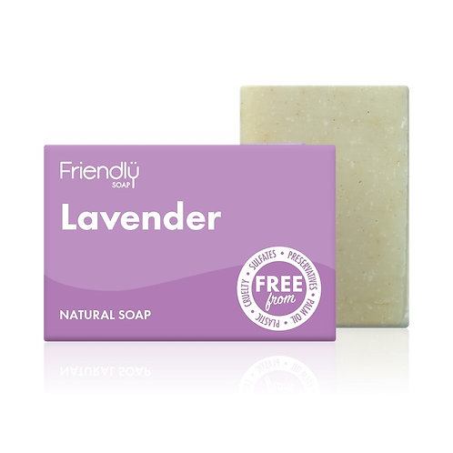 FRIENDLY SOAP Lavender 95g