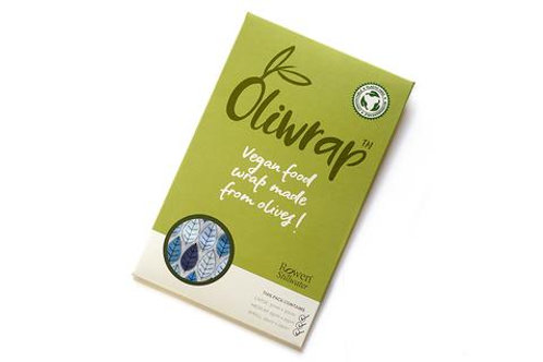 OLIWRAP Vegan Food Wrap