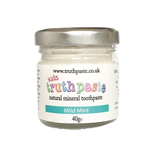 KIDS NATURAL TRUTHPASTE Mild Mint