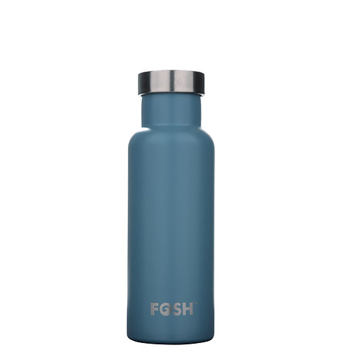 FOSH Triple Insulated Drinks Bottle 550 ml Breeze