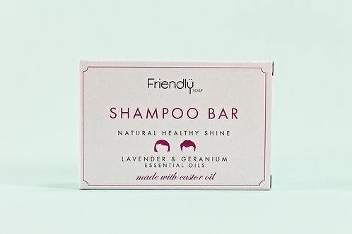SHAMPOO BAR Lavender & Geranium 95g