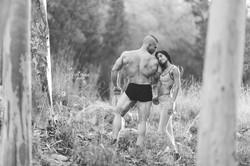 צילומי זוגיות בטבע