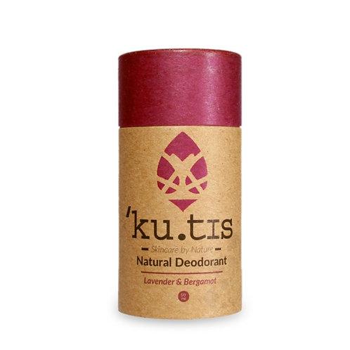 KUTIS NATURAL DEODORANT Lavender & Bergamot 55 g