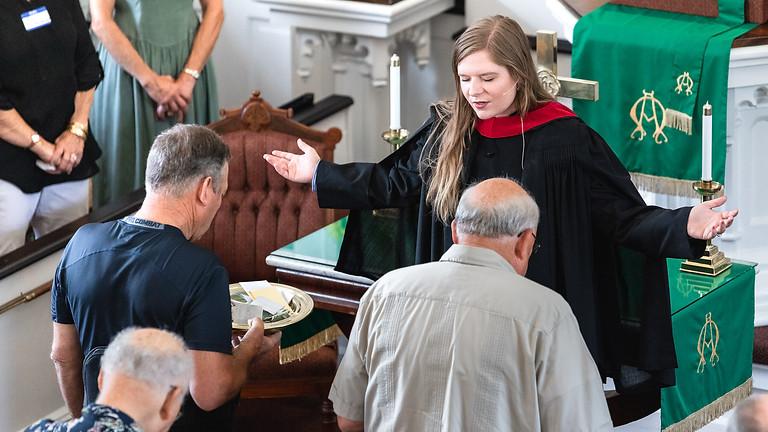 Ordination Service for Sara Jane Nixon