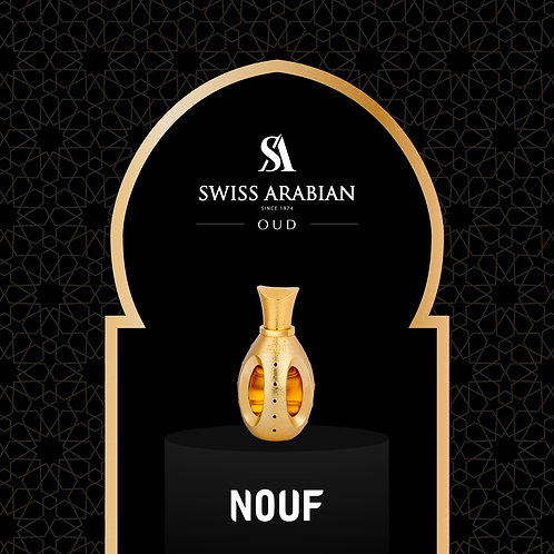 Nouf Oud - 50ml - Swiss Arabian