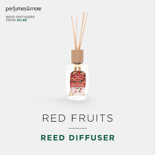 RED FRUITS - Reed diffuser
