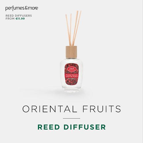 ORIENTAL FRUIT - Reed diffuser