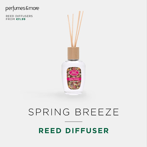 SPRING BREEZE - Reed diffuser