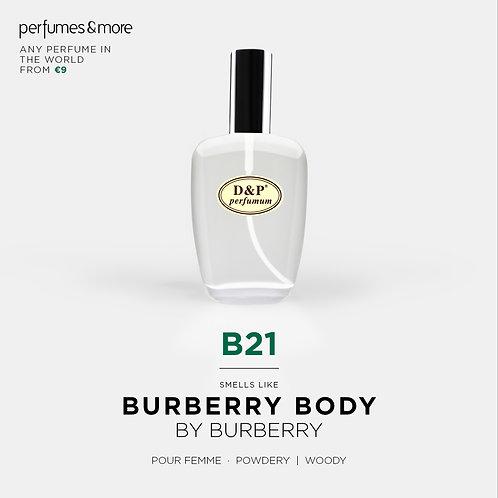 B21-BODY BEAUTIFUL - WOMAN