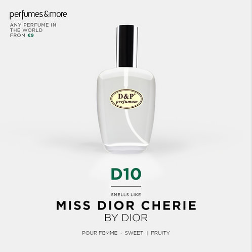 D10-MISS CHERIE AMORE - WOMAN