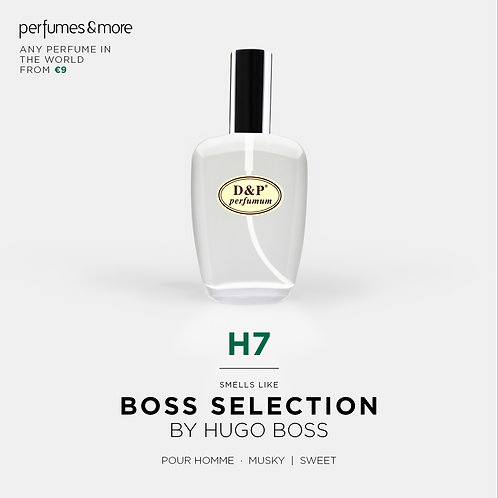 H7-BOSS'S CHOICE IMPROVED - MAN
