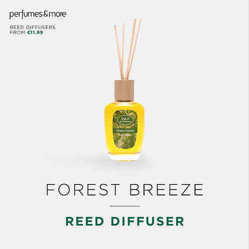 FOREST BREEZE - Reed diffuser
