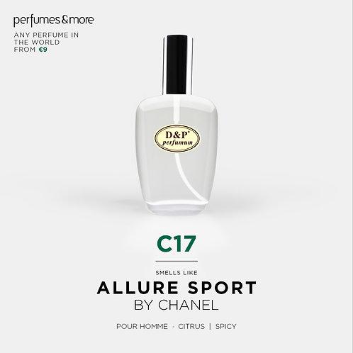 C17-CHARISME SPORT - MAN
