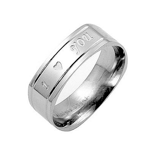 """RP """"I LOVE YOU"""" RING"""