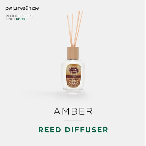 AMBER - Reed diffuser