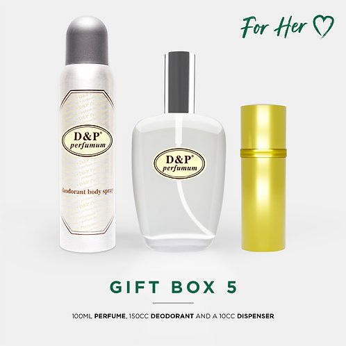 GIFT BOX 5 For Her
