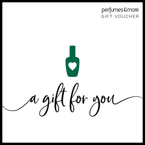 perfumes&more Gift Voucher