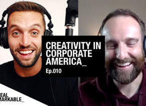 Creativity in Corporate America? | Reveal Remarkable: Ep.010